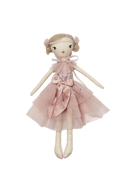 THESE LITTLE TREASURES X TUTU DU MONDE DOLL - CHLOE ORCHID