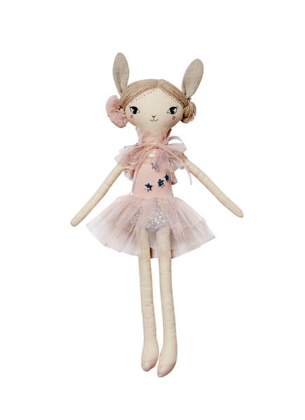 THESE LITTLE TREASURES X TUTU DU MONDE DOLL - COCO ORCHID
