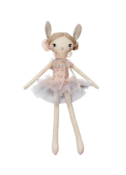 THESE LITTLE TREASURES X TUTU DU MONDE DOLL - COCO MINK