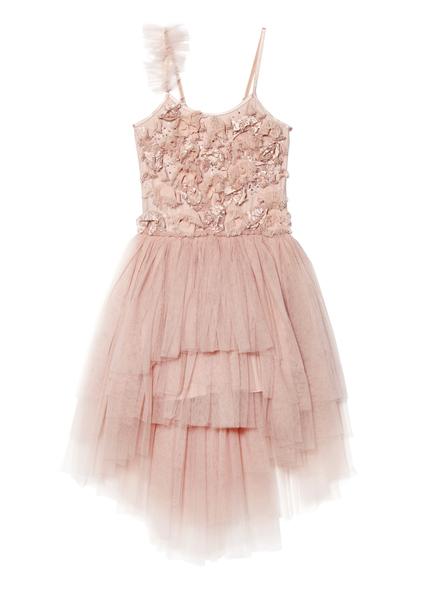 CELESTIAL TUTU DRESS - ORCHID