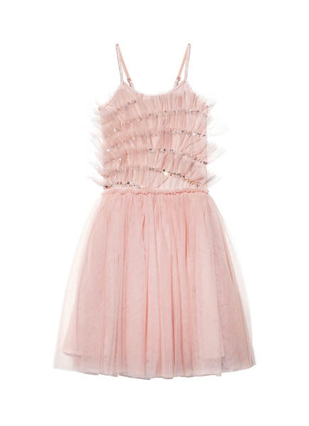 MILKY WAY TUTU DRESS - ORCHID