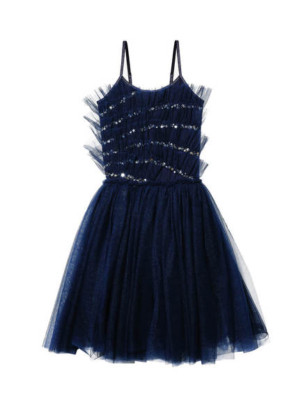 MILKY WAY TUTU DRESS - MIDNIGHT