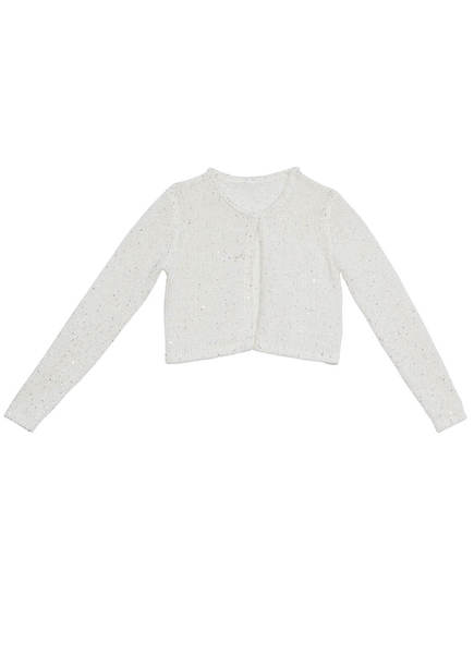 DREAMLAND CARDIGAN - MILK