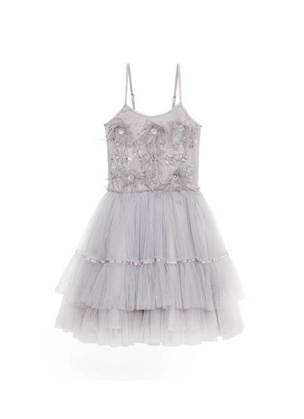 LET THEM EAT CAKE TIERED TUTU DRESS - SILVERLINING