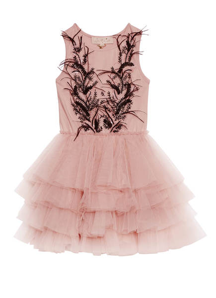 CHATEAU TUTU DRESS - ROSE