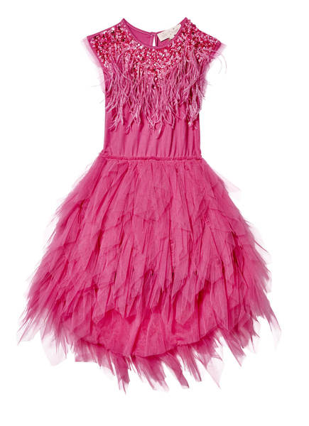 VICTORIA DREAM TUTU DRESS - DAHLIA