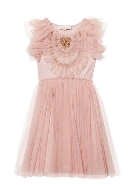 SKYLIGHT TUTU DRESS - ROSE