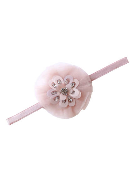 POSY HEADBAND - ROSE