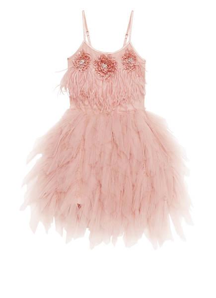 BOUDOIR TUTU DRESS - ROSE