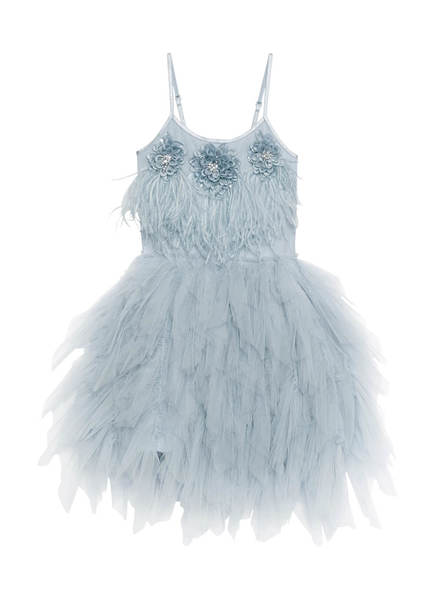 BOUDOIR TUTU DRESS - WINTERS ICE