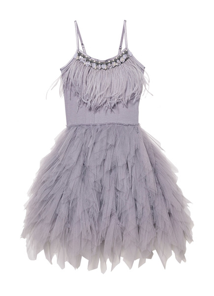SWAN QUEEN TUTU DRESS - CLOUD