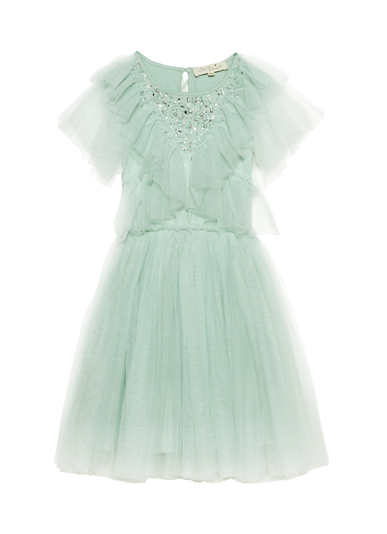 FIORELLA TUTU DRESS - GREEN TEA