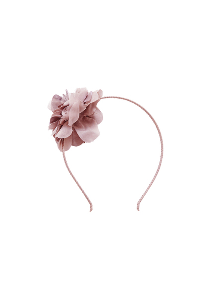 BLOOM HEADBAND - MARSHMALLOW