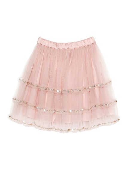 HAZY TUTU SKIRT - MARSHMALLOW