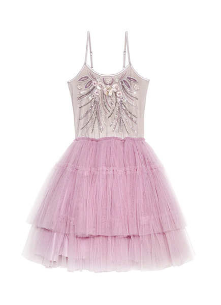 SPRING BEAUTY TUTU DRESS - BUBBLEGUM