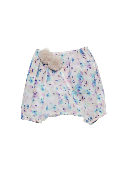 BÉBÉ - BUBBLE BREATH SHORTS - BUBBLE PRINT