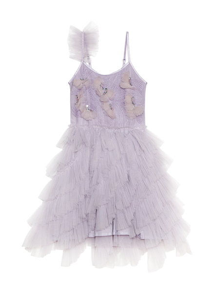 ELDERFLOWER TUTU DRESS - ELDERBERRY