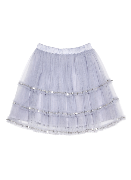 HAZY TUTU SKIRT - BLUEMOON