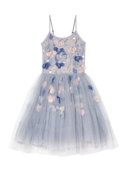 DELPHINIUM TUTU DRESS - BLUEMOON