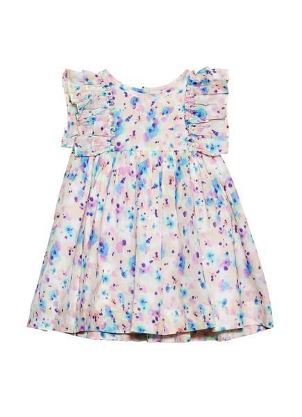 BÉBÉ - BUBBLE BREATH DRESS - BUBBLE PRINT