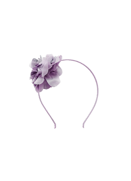 BLOOM HEADBAND - ELDERBERRY