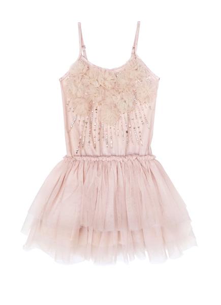 DAISY TUTU DRESS - LYCHEE