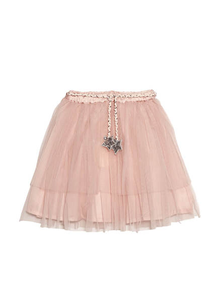 HAPPY DAZE TUTU SKIRT - MARSHMALLOW