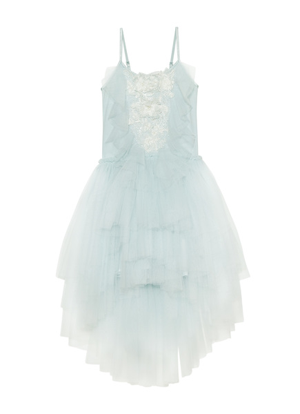FONTAINE TUTU DRESS - AQUA GLAZE