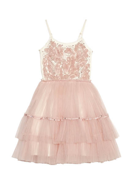 TWILIGHT TUTU DRESS - MARSHMALLOW