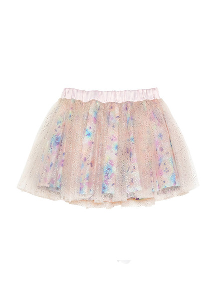 BUBBLE BREATH TUTU SKIRT - BUBBLE PRINT
