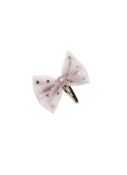 FALLEN STARS HAIR CLIP - ELDERBERRY