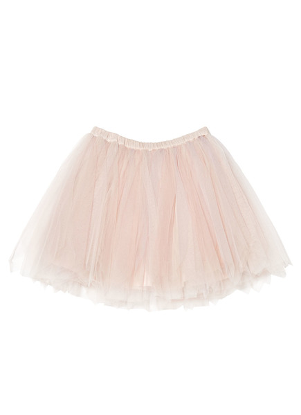 MERRY-GO-ROUND TUTU SKIRT - MARSHMALLOW