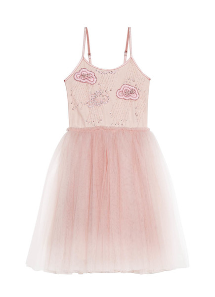 ON CLOUD NINE TUTU DRESS - MARSHMALLOW