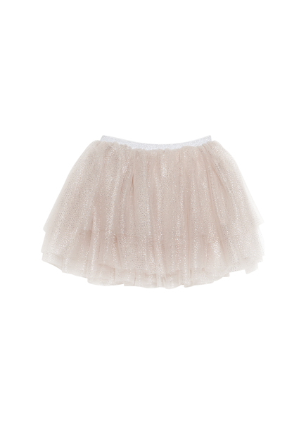 PIXIE DUST TUTU SKIRT - MINK
