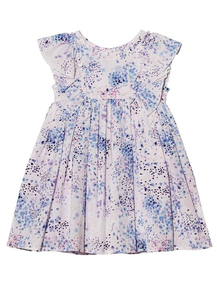 BÉBÉ - FORGET ME NOT DRESS - PRINT
