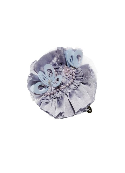 POISON THISTLE HAIR CLIP - HAZE