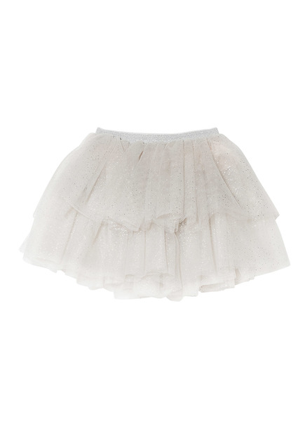 BÉBÉ - FAIRIE DUST TUTU SKIRT - SILVER