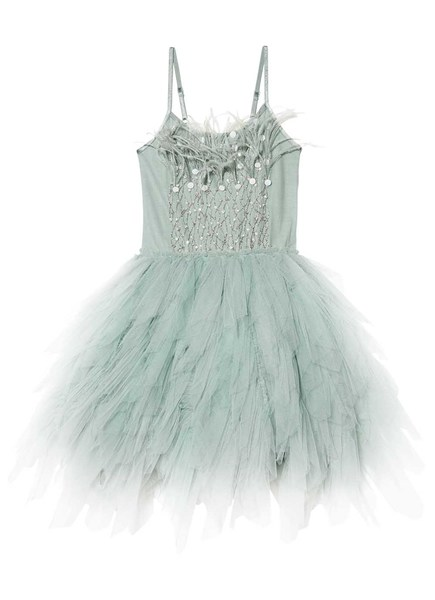 QUEEN OF THE VINES TUTU DRESS - IVY