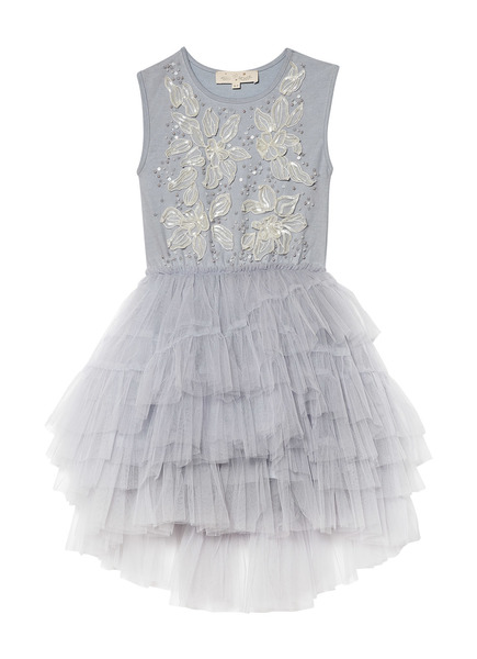 ICE MAIDEN TUTU DRESS - HAZE