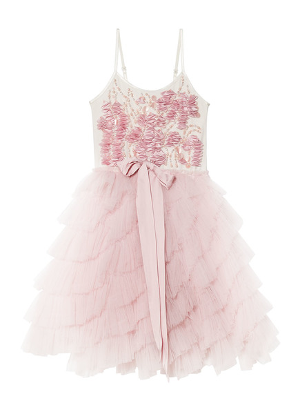 ARABELLA TUTU DRESS - STRAWBERRY MOUSSE