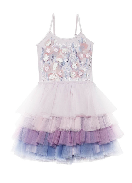 CHARMED FIELDS TUTU DRESS - VIOLET VEIL