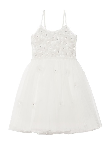 WHISPER IN THE WINDS TUTU DRESS - MILK