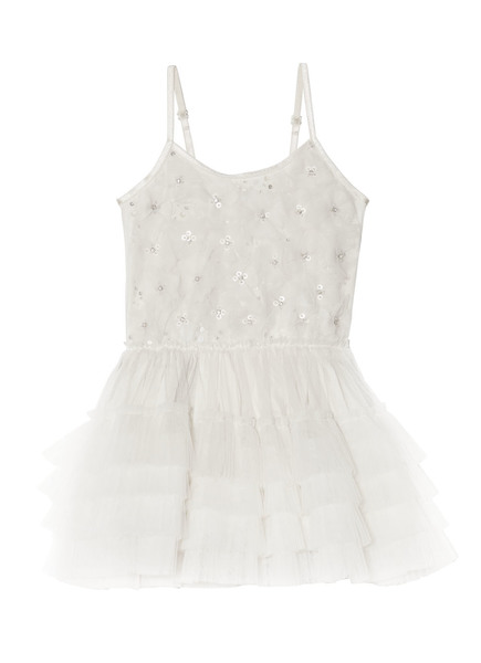 BÉBÉ - ELFIE TUTU DRESS - MILK