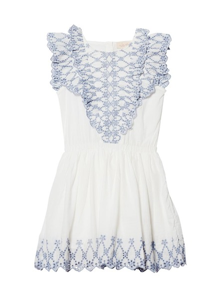 SWEET NETTLE DRESS - MILK