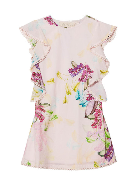 ARCTIC FLOWERS DRESS - PRINT