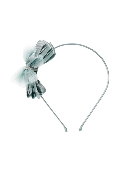 BOW TALES HEADBAND - IVY