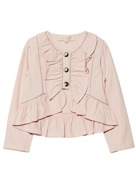 FOLKTALE JACKET - TEA ROSE