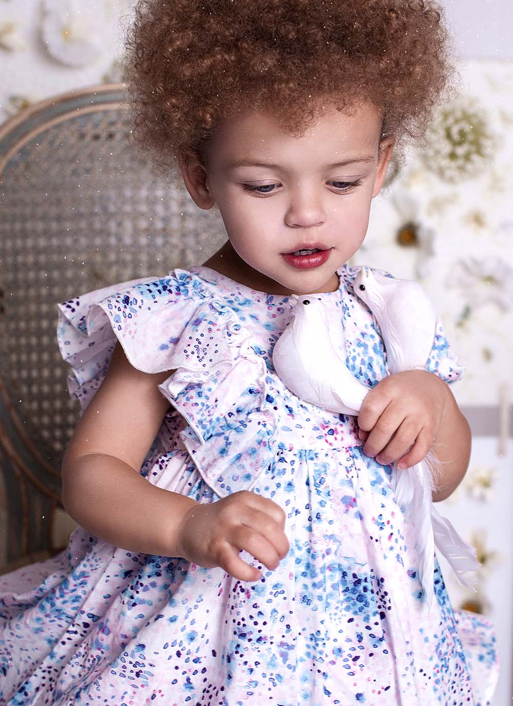 35a9cbb93e1 BÉBÉ - FORGET ME NOT DRESS - PRINT - Welcome to the World of Tutudumonde