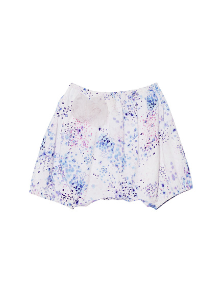 BÉBÉ - FORGET ME NOT SHORTS - PRINT