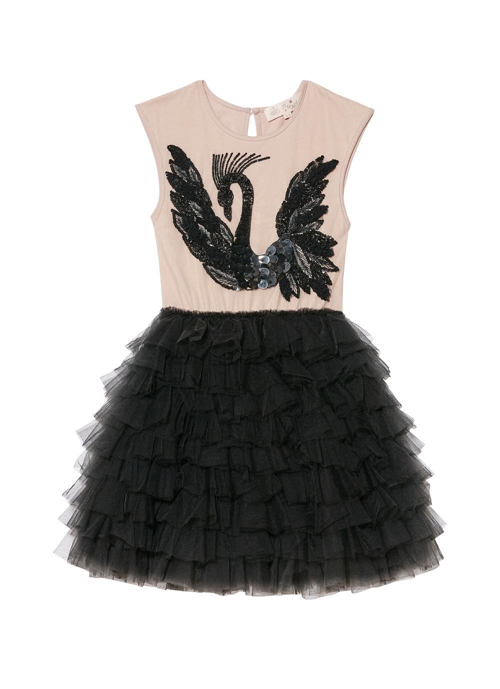 70110c641ca BLACK SWAN TUTU DRESS - NUDE - Welcome to the World of Tutudumonde